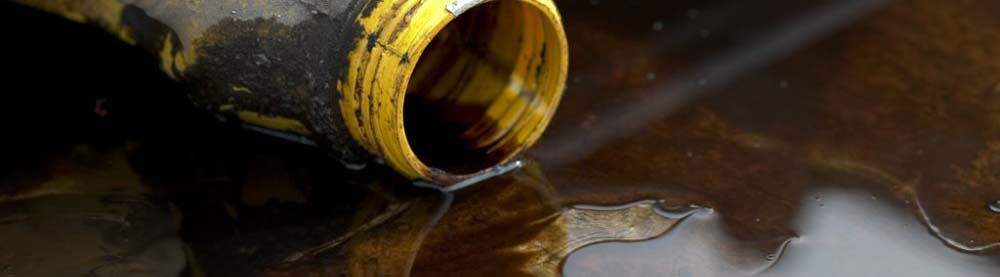 зачистка резервуаров от машинного масла