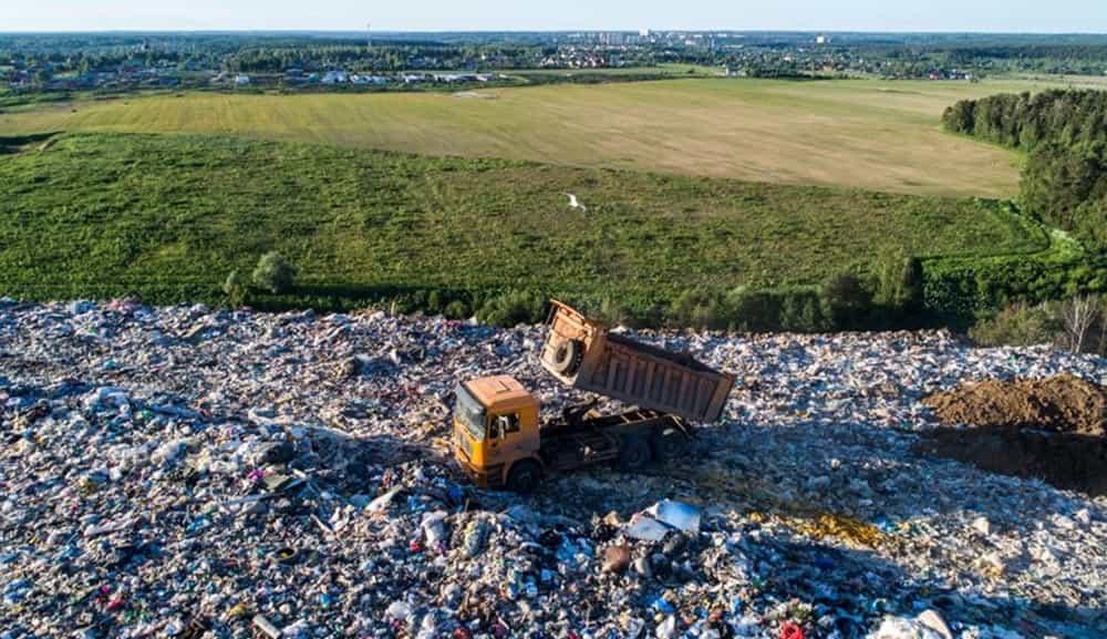 утилизация отходов захоронением